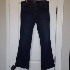 Womens Lucky Brand Sweet N Low Size 10/30 Jeans